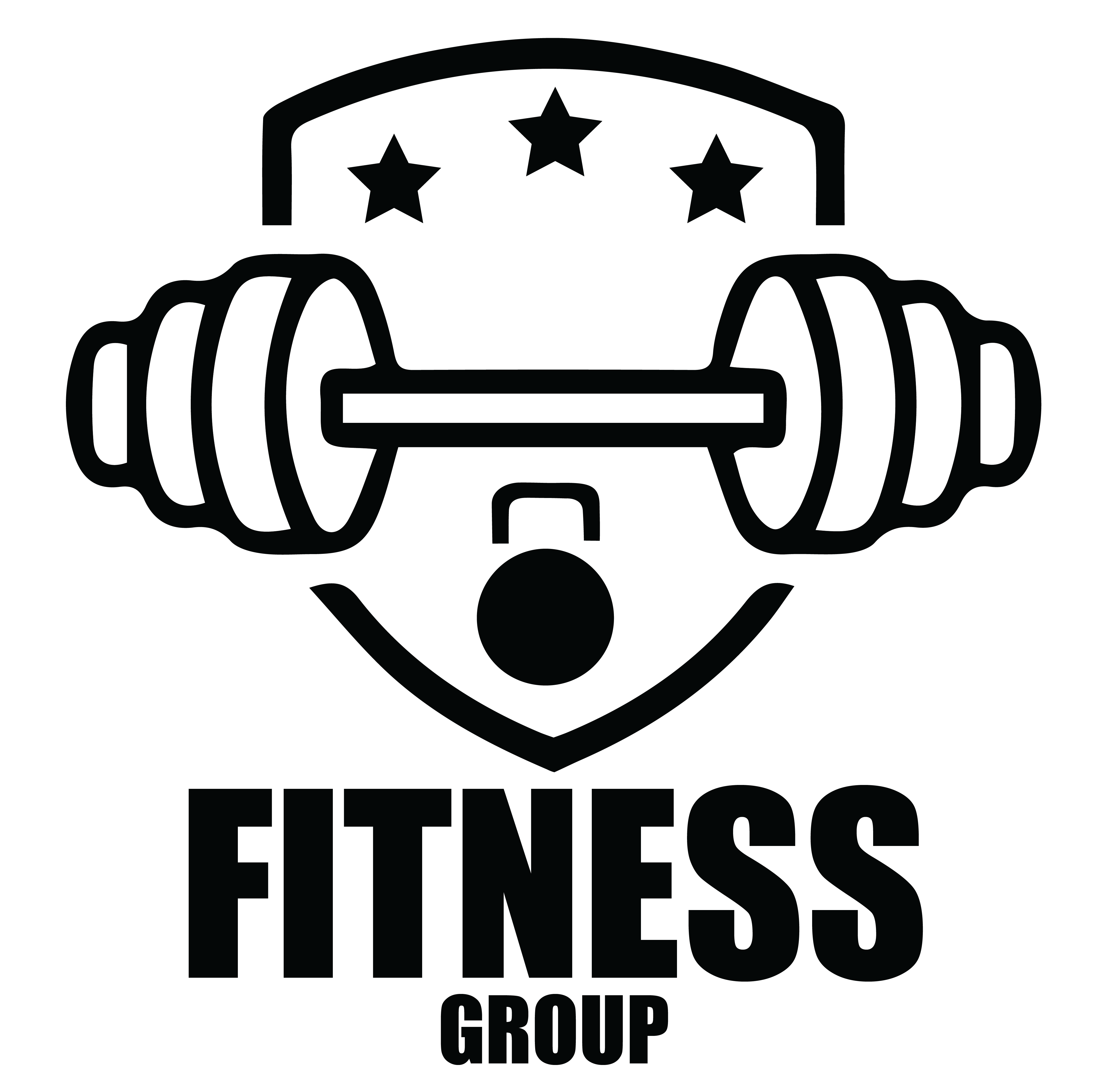 Fitness Group Website and Logo