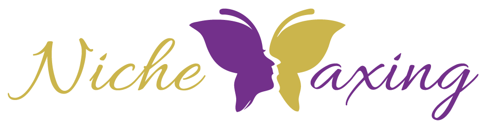 Niche Waxing Logo and Website