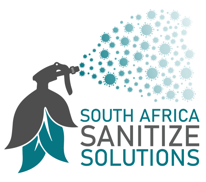 SA Sanitize Solutions Logo and Website
