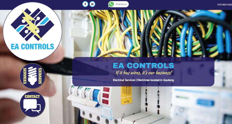 EA Controls Electrical Services