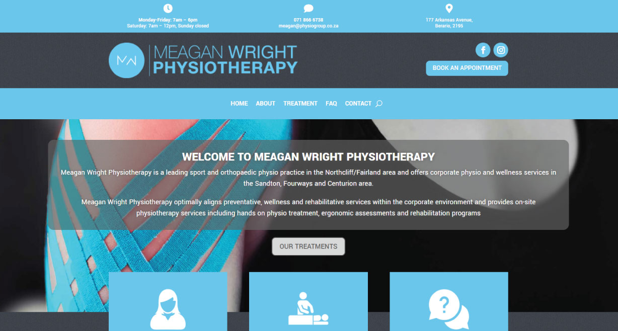 Meagan Wright Physiotherapy